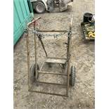 Make Unknown Gas Bottle Trolley - (Located in Derby DE72 3RD - Collection By Appointment on