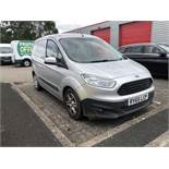 Ford Transit Courier Trend TDCI 1560cc 5 Speed Manaual Diesel Panel Van, Registration No. RY65