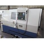 1995 HwaCheon Hi-ECO31A CNC Turning Center s/n M05734311L-49 w/ Fanuc Series 0-T Controls, 10-
