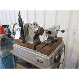 Cuttermaster mdl. FCG-30 Tool and Cutter Grinder s/n 0711 w/ 5C Air Fixture