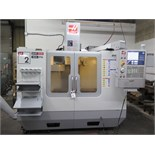 2008 Haas VF-2D CNC Vertical Machining Center s/n 1066994 w/ Haas Controls, 20-Sttion ATC, CAT-40