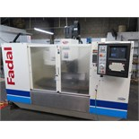 2013 Fadal VMC4020 CNC Vertical Machining Center s/n 1303070690 ( Wesco Factory Rebuilt in 2013 ) w/