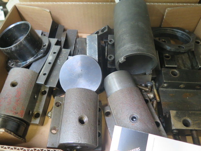 Lot 45 - Lathe Turret Tooling (CNC MDL UNKNOWN)