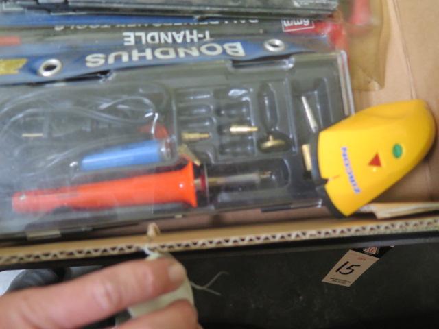 Lot 10 - Misc Hand Tools