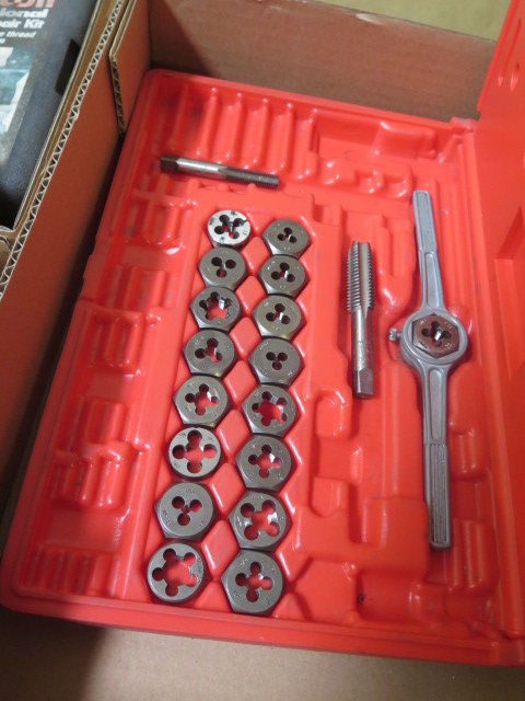 Lot 9 - Tap and Die Sets