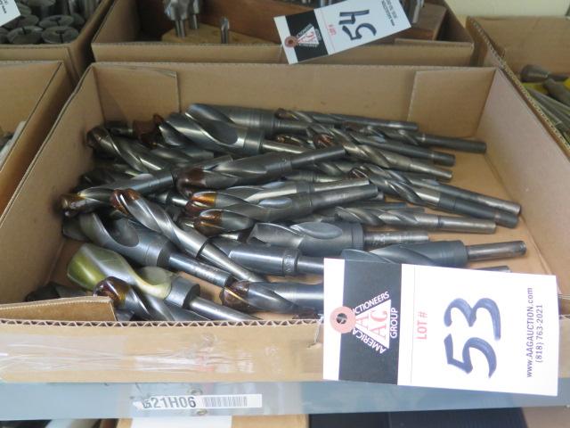 Lot 53 - Reduced Shank Drills