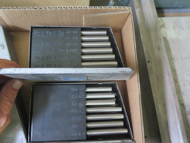 Lot 12 - Drill Indexes w/ Drill Blanks