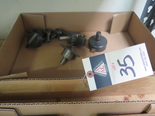 Lot 35 - Fly Cutters