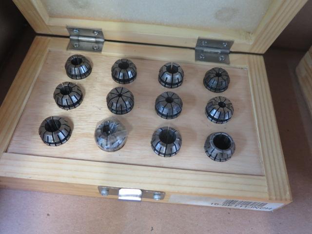 Lot 49 - ER-16 Flex Collet Sets