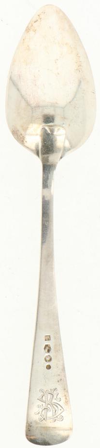 """(12) Delige set diner lepels & vorken 'HAAGS LOFJE' zilver.Model """"HAAGS LOFJE"""" in originele etui. - Bild 7 aus 8"""
