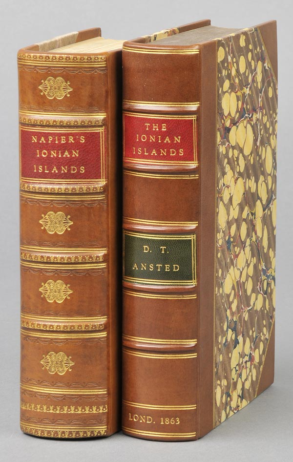 Lot 49 - Napier (Colonel Charles James). The Colonies: Treating of their Value Generally - of the Ionian