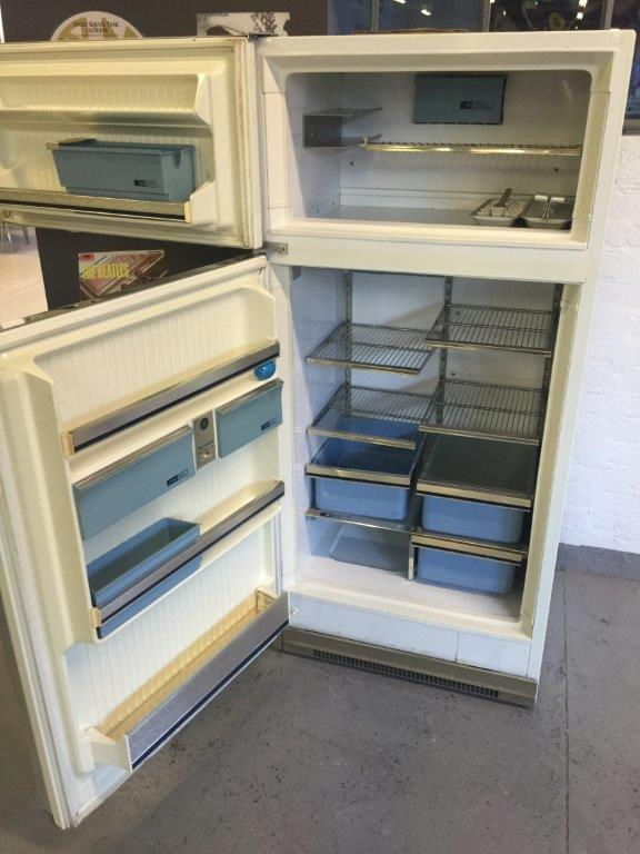 Lot 119 - JOHN LENNON'S FRIDGE FREEZER FROM KENWOOD - incredible and unique item which was originally bought