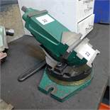 1 tilting rotary milling vice
