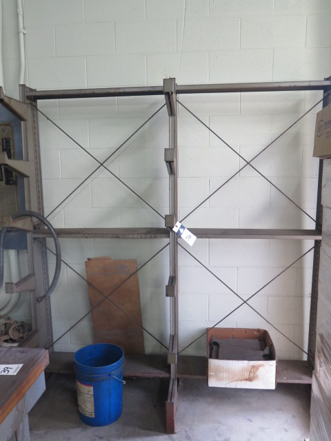 Lot 36 - Cantilever Material Rack