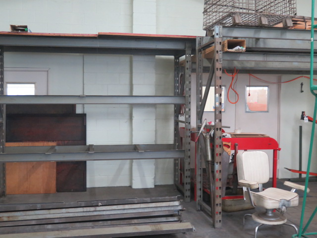 Lot 97 - Pallet Racking (6-SECTIONS)