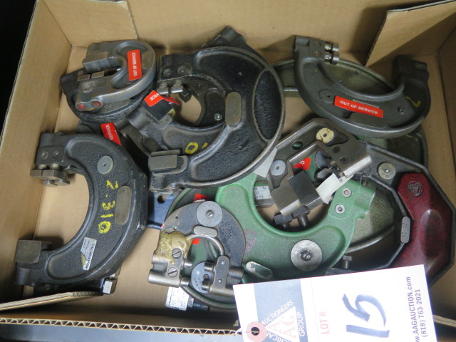 Lot 115 - Snap Gages