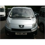2008 (May) PEUGEOT EXPERT TEPEE LEISURE 65 9 seater MINI BUS including driver only 4 seats fitted