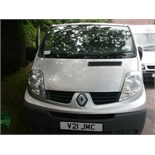 2009 (Nov) RENAULT TRAFIC LL29 Dci 115 9 seater MINI BUS including driver, only 5 seats fitted and