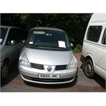 2009 (March) RENAULT ESPACE TEAM Dci 130 MPV, silver, diesel, 1995cc, 259,553 miles recorded,