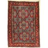 Bidjar alt, Persien, ca. 60 Jahre, Wolle auf Baumwolle, ca. 162 x 114 cm, EHZ: 2Bidjar old,