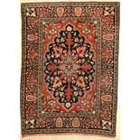Mehraban fein alt, Persien, um 1930, Wolle auf Baumwolle, ca. 205 x 151 cm, EHZ: 3Mehraban fine old,