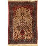 Kermanshah, Persien, um 1920, Wolle auf Baumwolle, ca. 200 x 136 cm, EHZ: 2Kermanshah rug, Persia,