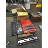 Lot of Assorted Set-Up Tooling