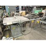 """Delta Unisaw 10"""" Table Saw"""