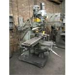 Bridgeport Series II Special 2 HP Vertical Turret Milling Machine