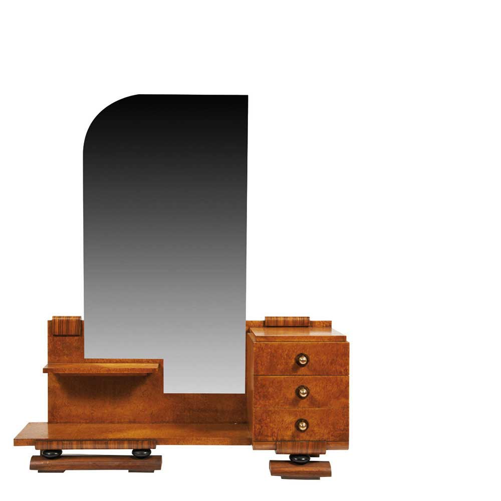 Mueble Recibidor Art Deco En Madera De Palisandro Y Ra Z C 1930  # Muebles Lado Cee