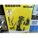 1 BOXED KARCHER K7 PREMIUM FULL CONTROL PLUS PRESSURE WASHER WITH ACCESSORIES RRP £569.99