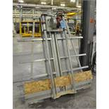 """Milwaukee Vertical Panel Saw Cat. No. 6411, 8"""", S/n 795A49948 0040,"""