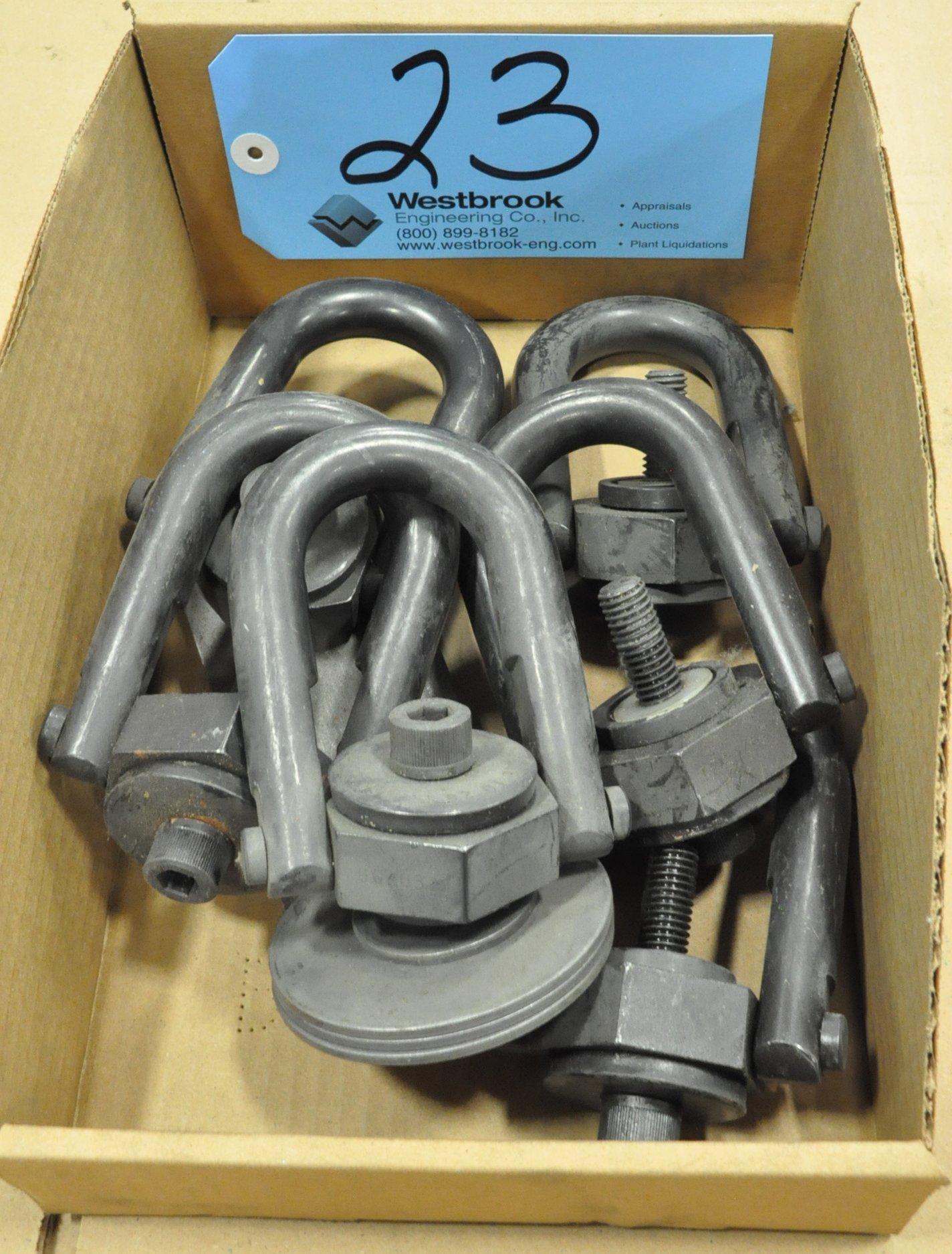 Lot-Die Lifting Rings in (1) Box