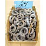 Lot-Eye Bolts in (1) Box