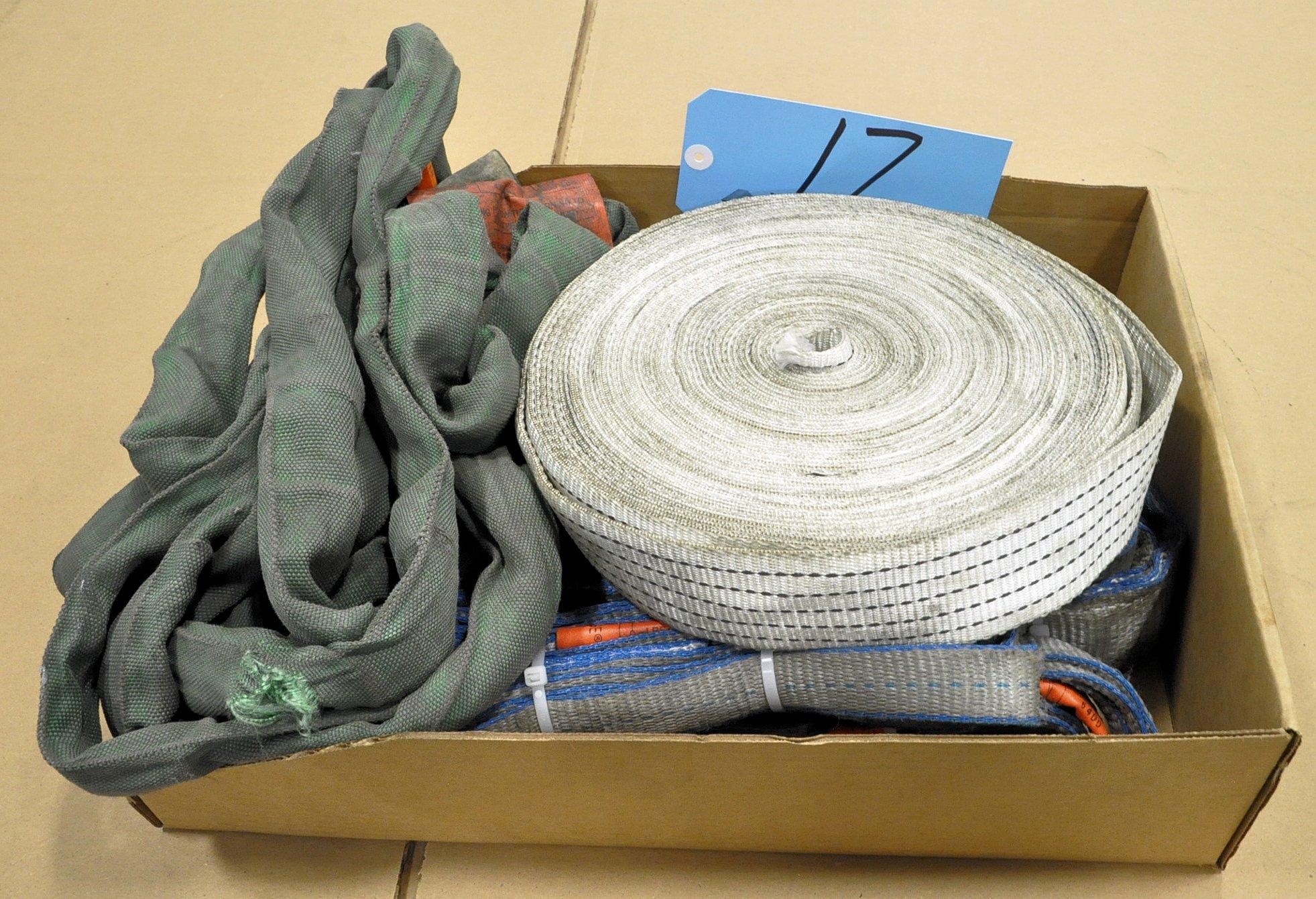 Lot-Strap Slings in (1) Box