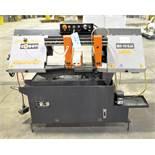 "Cosen Model MH-1016JA, Horizontal Metal Cutting Bandsaw, 10"" x 16"" Cutting Capacity"