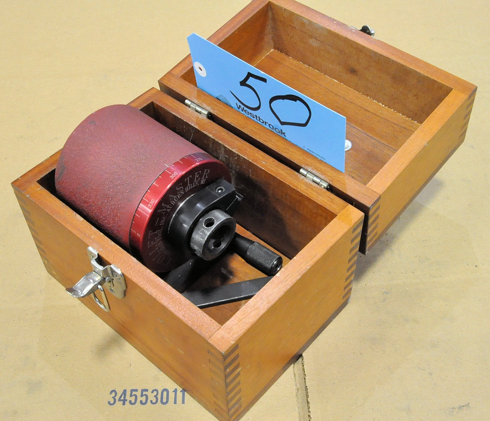 Suburban 5C Collet Master with Case