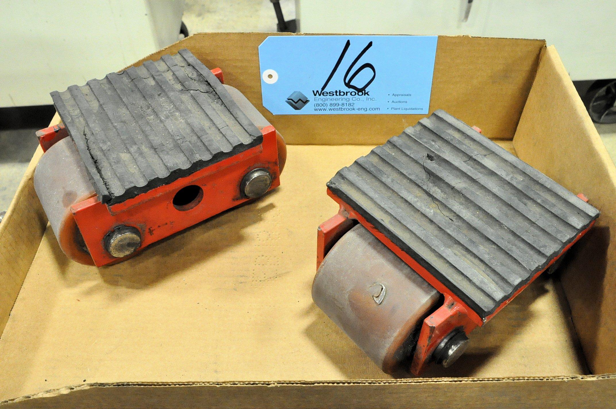 Pair Wheel Dollies in (1) Box