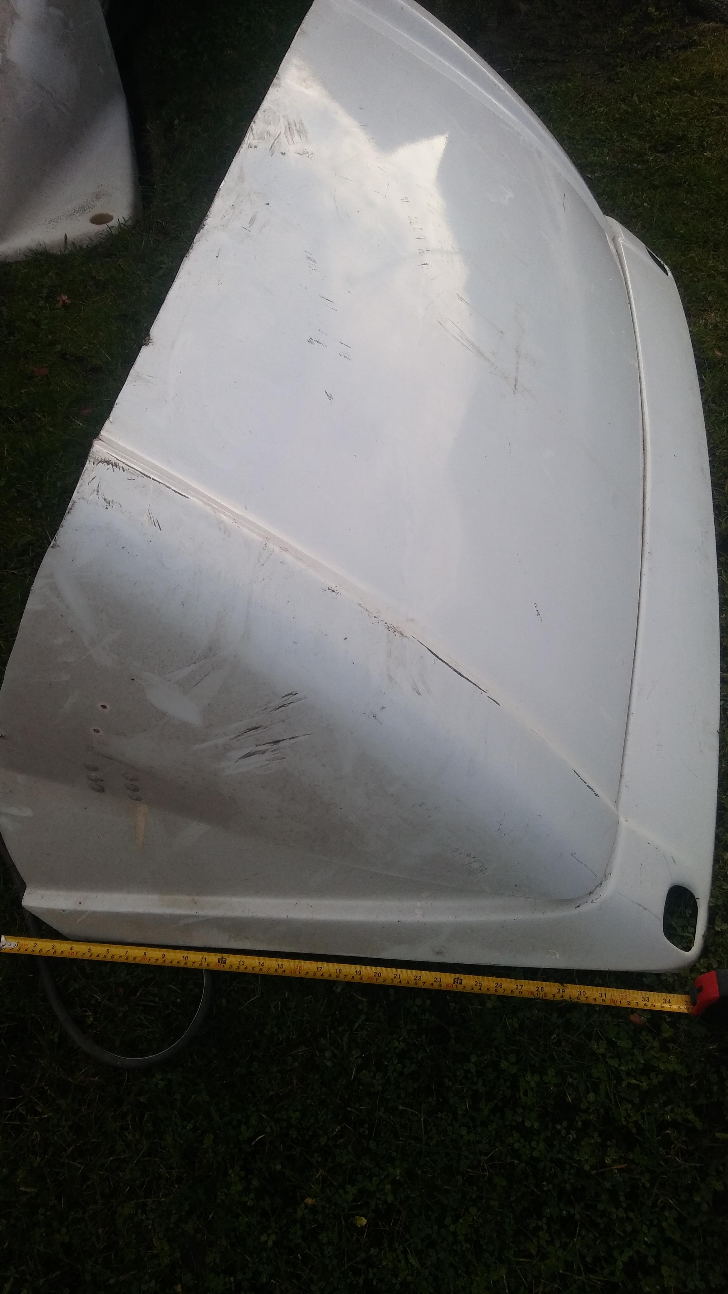 Lot 17 - Truck wind deflector Iveco Scania/Man Stored near Newcastle upon Tyne No VAT on this item