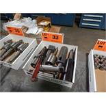 LOT/ TOOL HOLDERS AND SLEEVES