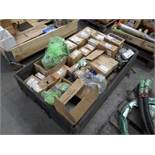 DOOSAN HYDRAULIC CYLINDER / RAMS, JOINT CENTRE & BODY ASSEMBLY CYLINDER, STEERING CYLINDER P/N: