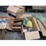 DOOSAN GREEN BEACON SEAT BELT LIGHT KITS (ORANGE BELTS), SET BELTS / LATCHES & SAFETY LEAVERS. P/