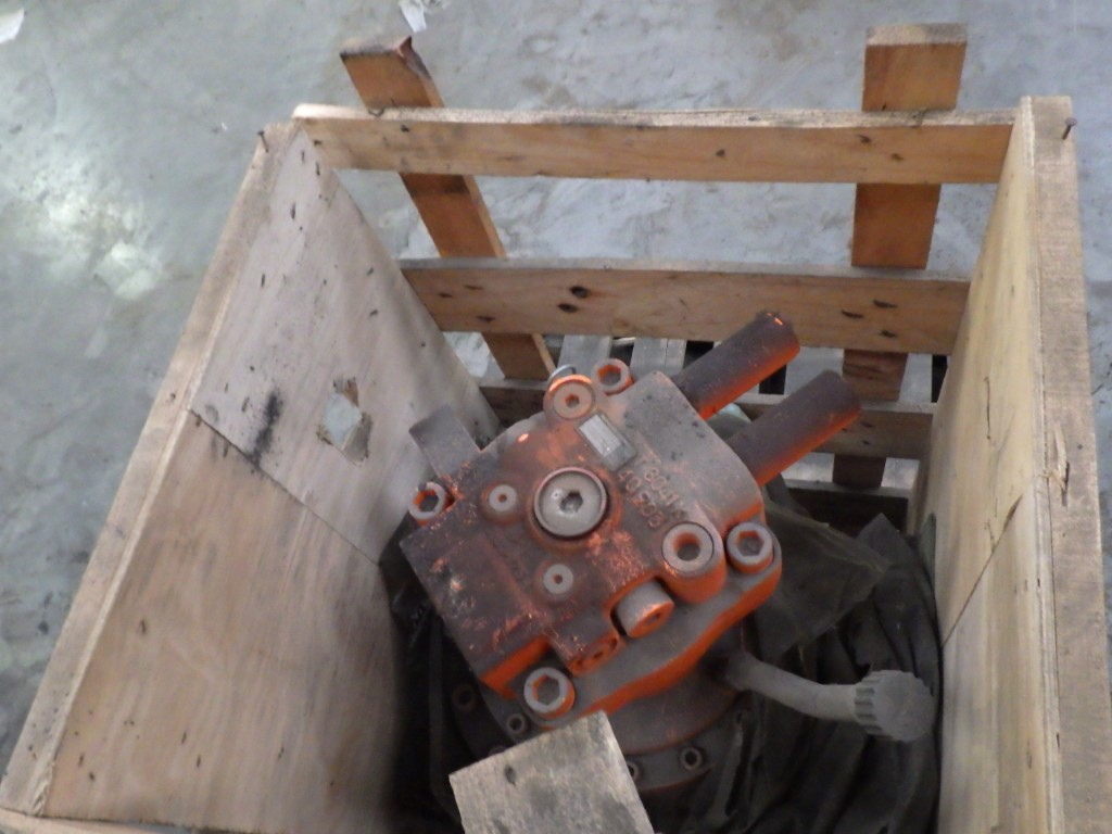 DOOSAN SWING ASSEMBLY TO FIT SOLAR 300LC-V P/N: 401-0224G - Image 2 of 6