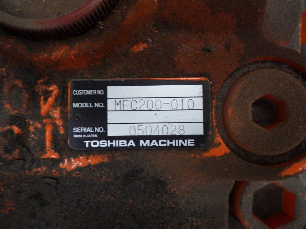 DOOSAN SWING ASSEMBLY TO FIT SOLAR 300LC-V P/N: 401-0224G - Image 3 of 6