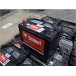 BOBCAT BATTERY SIZE 24 (9 OF) P/N: 667380
