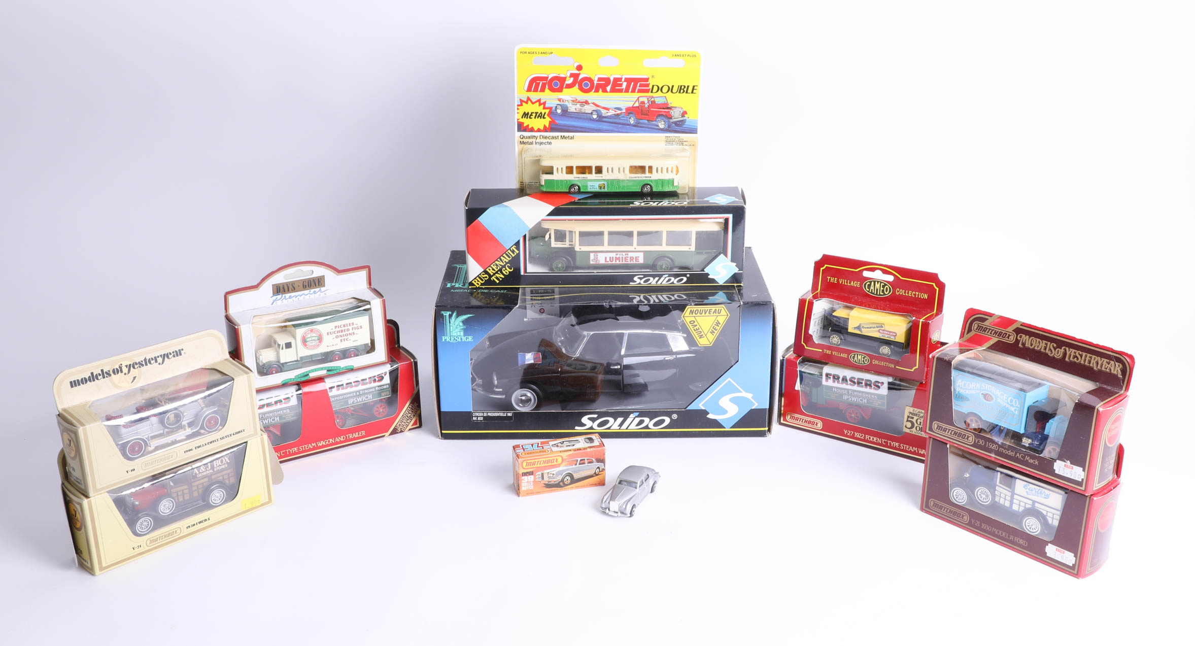 A collection of diecast models, including 'Models of Yesteryear'. - Image 2 of 2