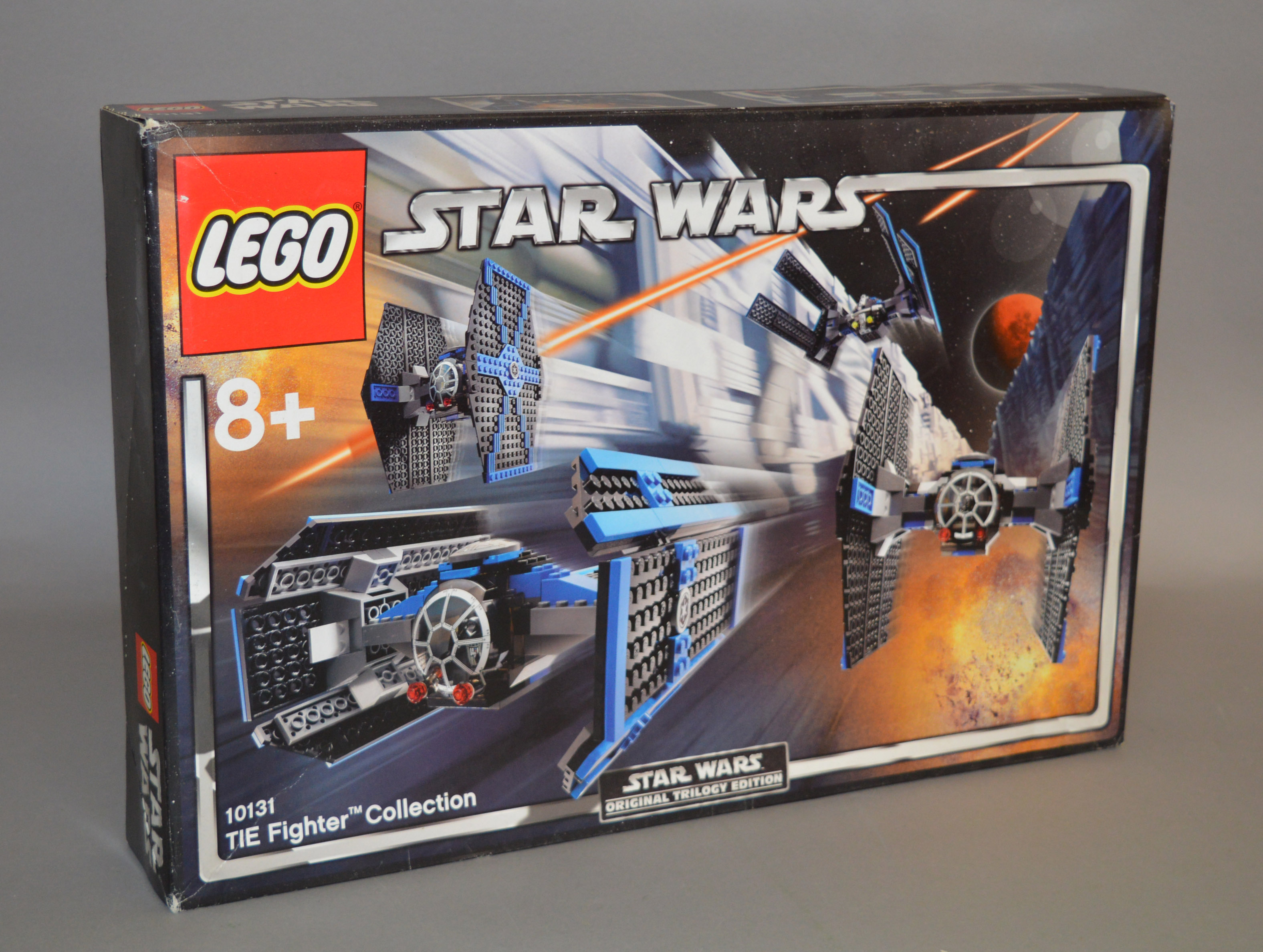 Lot 34 - Lego Star Wars 10131 'TIE Fighter Collection',