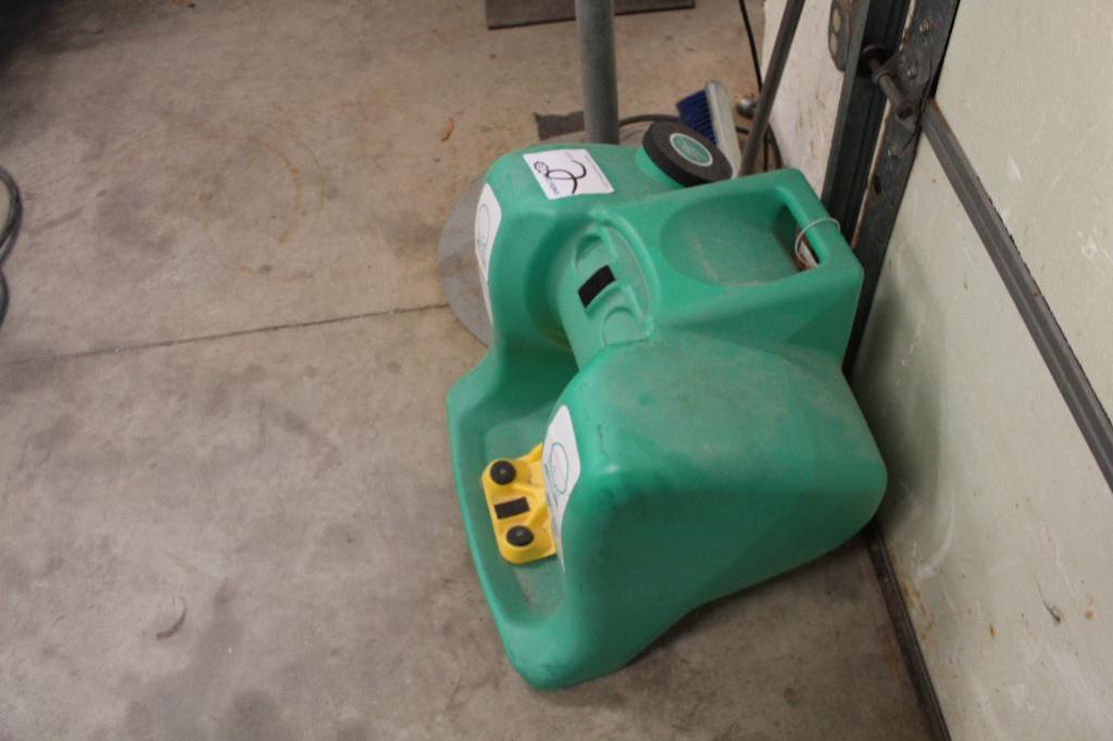 Lot 2 - AquaGuard eye wash station
