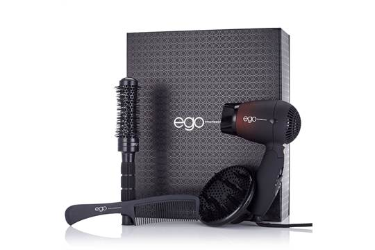 Ego Breeze Foldable On The Go Hairdryer W Accessories Rrp 163 43 99