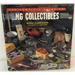 The Complete Guide to MG Collectibles hardback book by Michael Ellman-Brown.